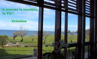 Visueel van project A TRAVERS LA VERRIÈRE, LA VIE