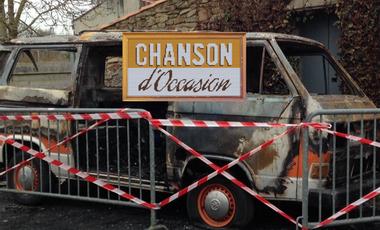 Visuel du projet Chanson d'occasion fait peau neuve