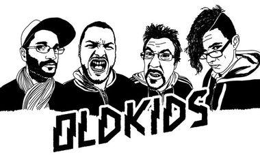 Project visual OldKids - 1er EP