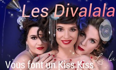 Project visual LES DIVALALA DANS FEMME FEMME FEMME