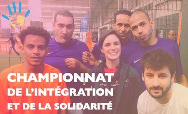 Visueel van project Championnat de l'Intégration et de la Solidarité (CIS)