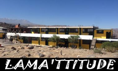 Project visual Lama'ttitude
