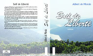 Project visual Publication de mon premier roman