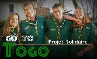 """Visuel du projet Projet """"Go to Togo"""""""