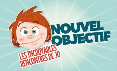Visueel van project Les Incroyables Rencontres de Jo