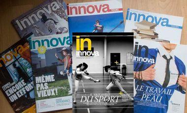Project visual Innova 2016 : Il va y avoir du sport