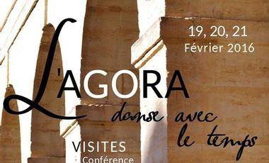 Project visual L'Agora danse avec le temps