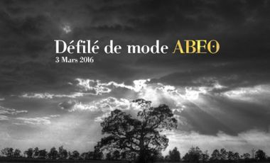 Project visual Défilé de mode Abeo