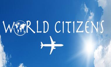Visueel van project The World Citizens: À la découverte des citoyens du monde