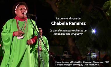 Visuel du projet La voix de Chabela - Réalisation d'un disque de candombe afro-uruguayen à Montevideo