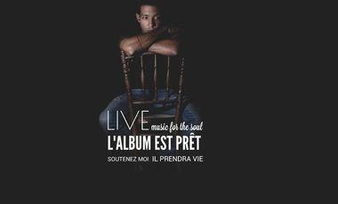Visuel du projet Album -  Music For the Soul !
