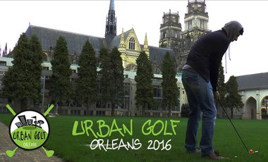 Project visual Urban Golf Orléans
