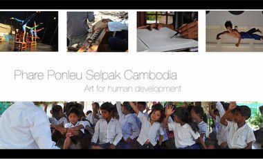 Visueel van project Les étoiles de Battambang