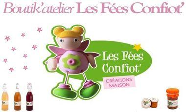 Visueel van project Boutik'atelier Les Fées Confiot'