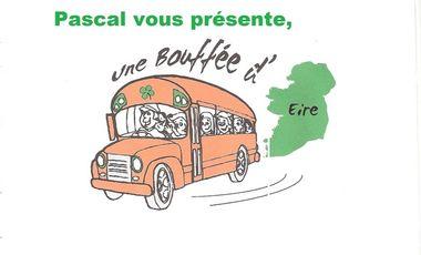 Visueel van project Une Bouffée d'Eire , L'Irlande en toute liberté
