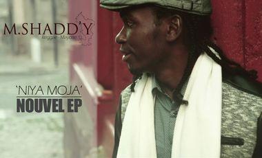 Visuel du projet M.SHADD'Y - Nouvel EP 4 TITRES + 1 CLIP