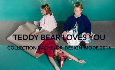 Visueel van project Teddy Bear Loves you - Collection enfants