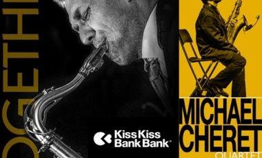 Visuel du projet CD Michael Cheret new album 2016