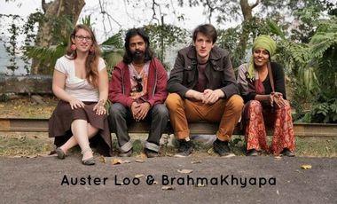 Project visual Auster Loo & BrahmaKhyapa