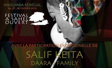 Visueel van project Festival A Sahel Ouvert