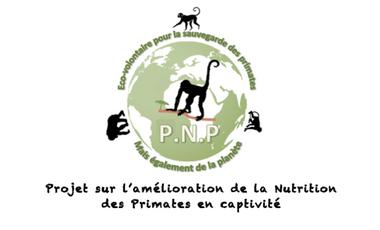 Project visual Amélioration de la Nutrition des Primates en captivité