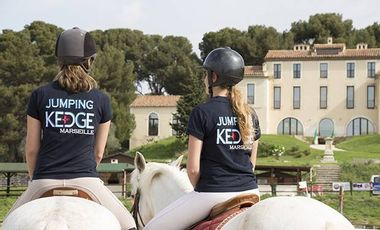 Visuel du projet Jumping étudiant KEDGE