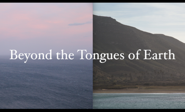 Visueel van project Beyond the Tongues of Earth: A Short Film