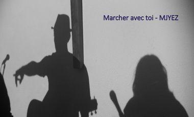 Visuel du projet Album Marcher avec toi - MJYEZ
