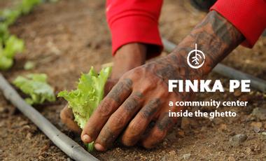 Visuel du projet Finka Pe - A Community Center inside the Ghetto
