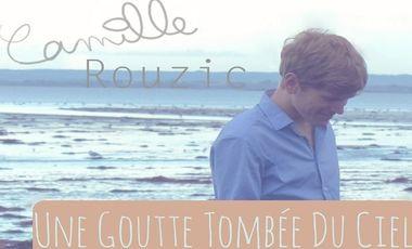Project visual Camille Rouzic Une goutte tombée du ciel 1er EP