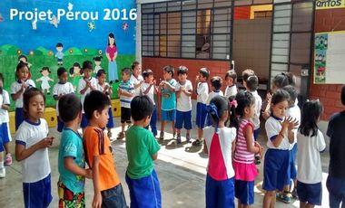 Visuel du projet Projet Pérou 2016