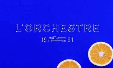 Visueel van project L'Orchestre : Mélodie Gustative