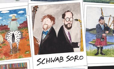 Visueel van project Schwab Soro enregistre !