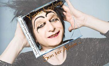 Visuel du projet Yvette Leglaire : son premier album !