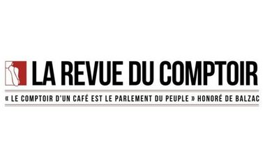 Project visual La Revue du Comptoir