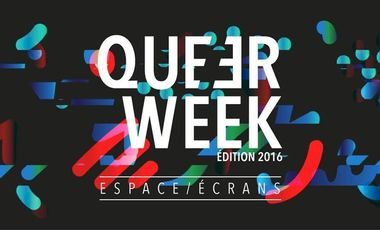 Project visual QUEER WEEK 2016
