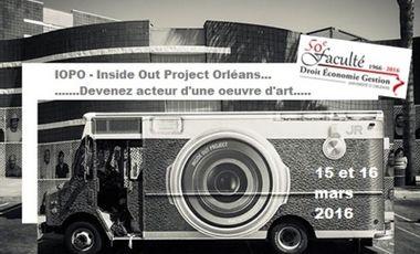 Visuel du projet IOPO -Inside Out Project Orléans