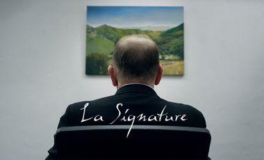 Visueel van project La signature