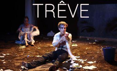 Project visual Trêve, par la compagnie NEVER FOR EVER, Théâtre Clavel