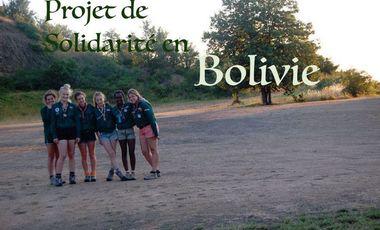 Visuel du projet Projet de Solidarité scout en Bolivie
