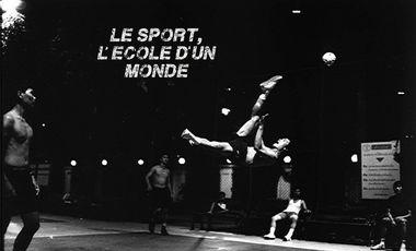Visuel du projet Le sport, l'école d'un monde