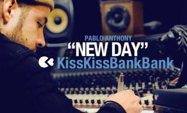 """Visueel van project ALBUM """"NEW DAY"""" / PABLO ANTHONY #Reggae2016"""