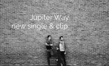 Visueel van project Jupiter Way's New Single & Clip