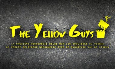 "Visueel van project ""THE YELLOW GUYS"" a webseries by Valentin Courel and Thierry Errembault"
