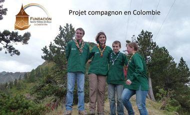 Visueel van project Projet solidaire en Colombie