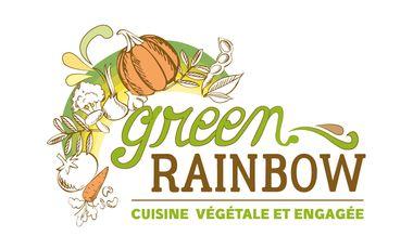 Visuel du projet Green Rainbow - Cuisine végétale et engagée
