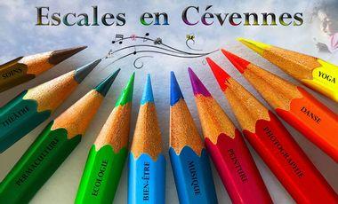 Visuel du projet Escales en Cévennes