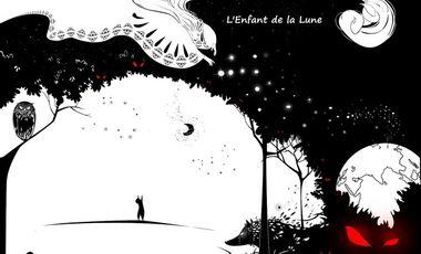 Project visual L'Enfant de la Lune