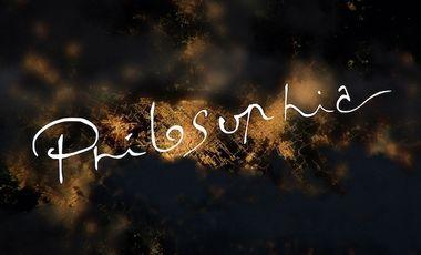Project visual Philosophia, la série
