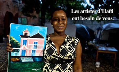 Visuel du projet Haïti : Après le chaos, la reconstruction